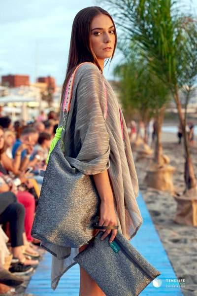 Pasarela comercial del Tenerife Fashion Beach Costa Adeje - octubre 2018