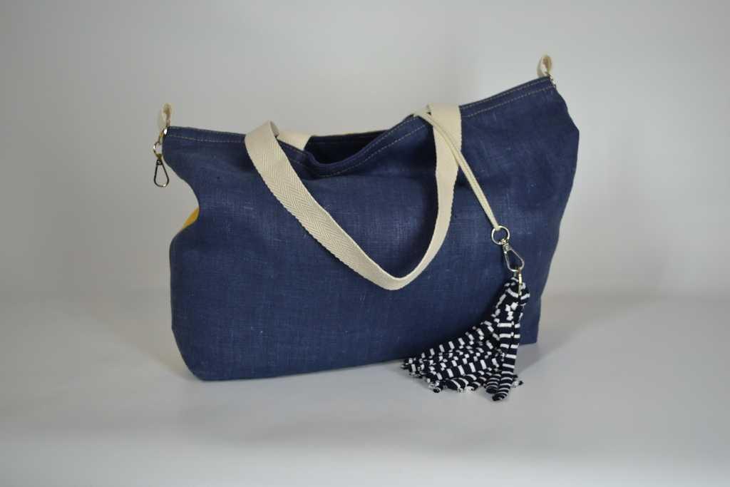 Citybag de la serie Canary Beach