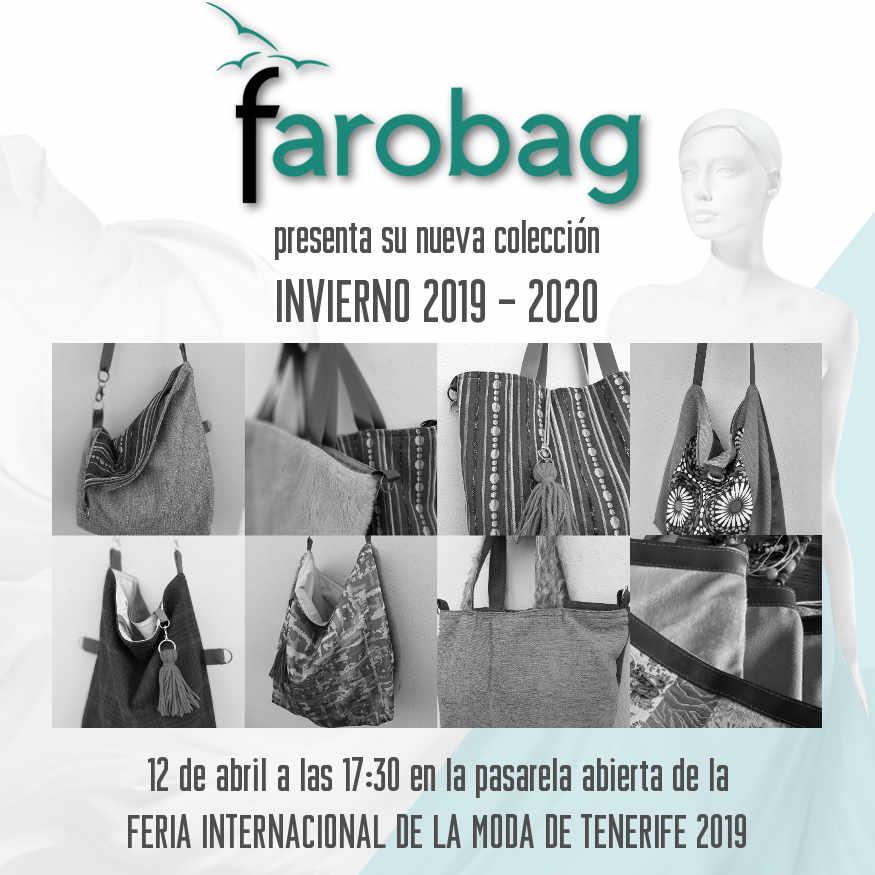 Presentación nueva temporada de bolsos de tela 2019-20