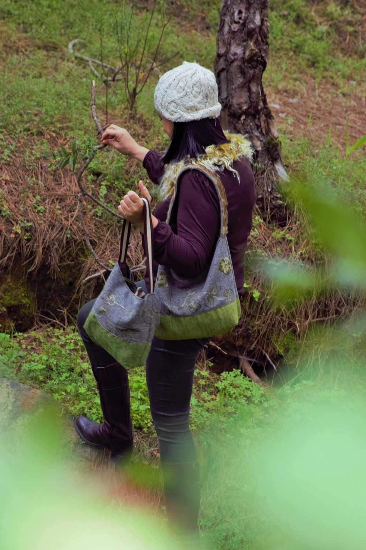 Mini-Citybag de la serie copla