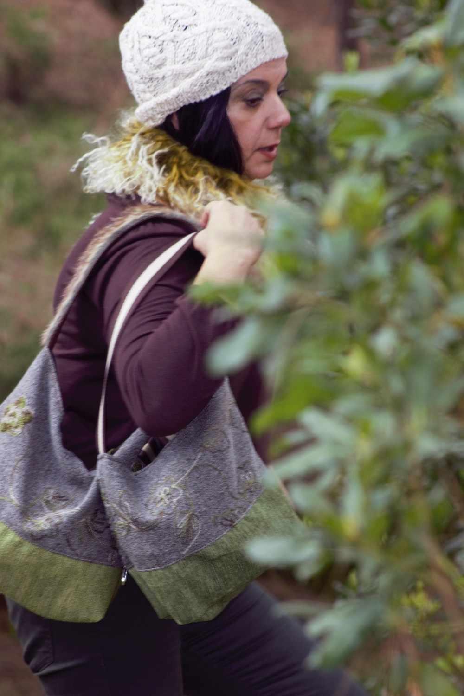 Mini-Citybag 1 asa de la serie copla