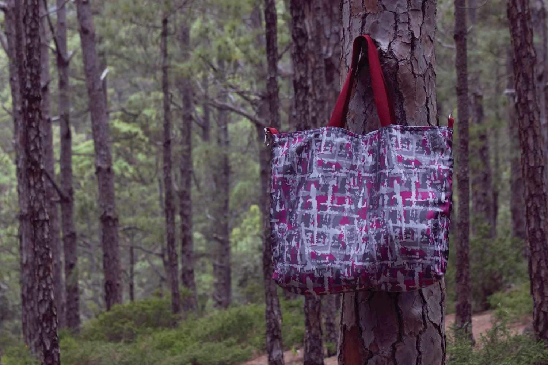 Travelbag de la serie Rumba