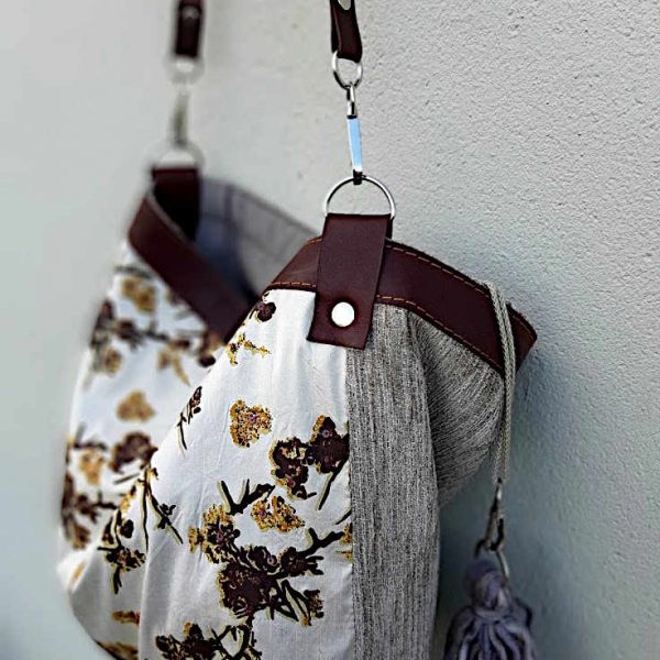 Citybag de tela de la serie Mambo