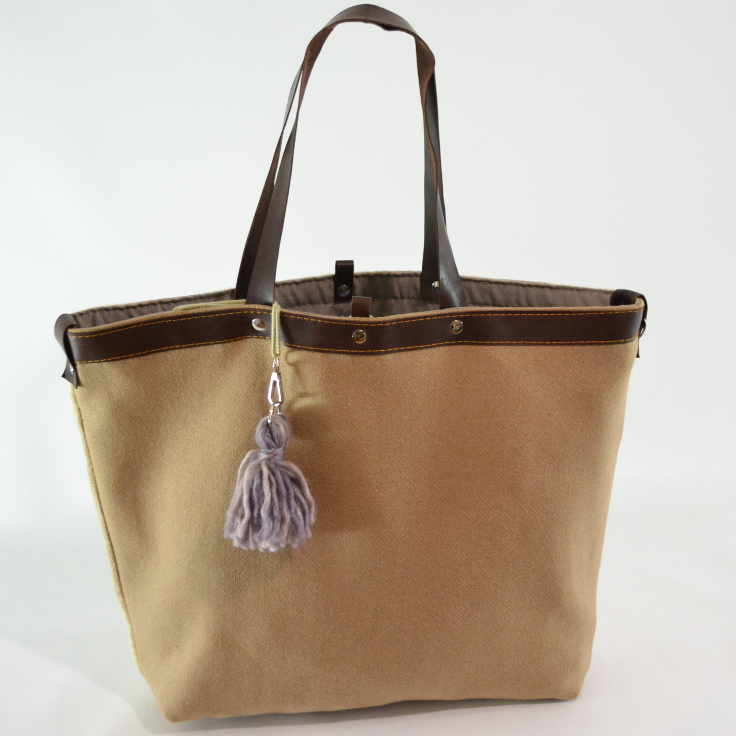 Bolso de tela modelo Travelbag de la marca Farobag