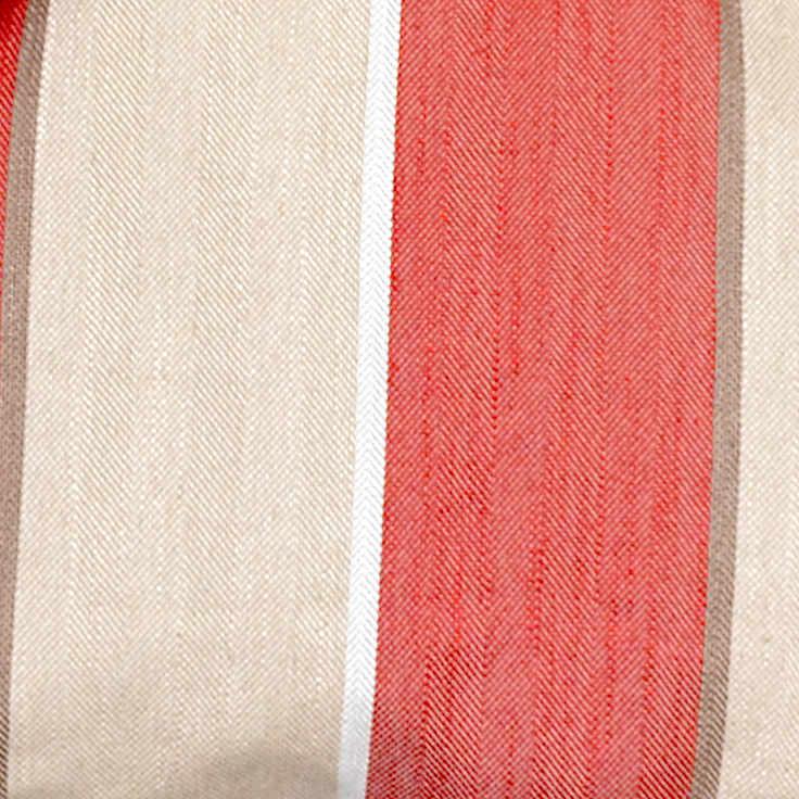 Tela de algodón color rojo y beige de los bolsos de tela de la serie Nuevo Atlántico de Faroag