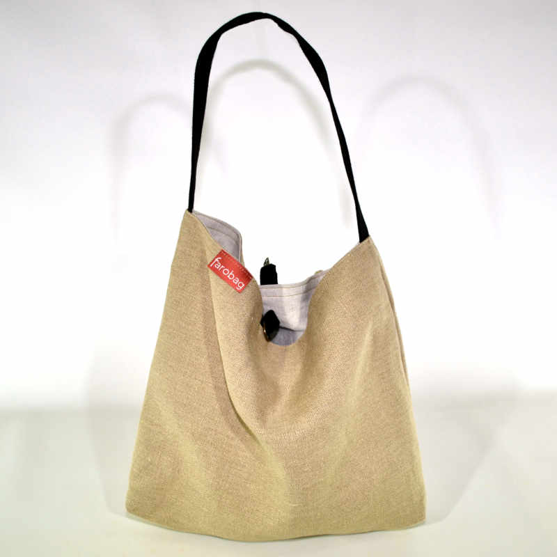 City Bag de 1 asa de la serie Clara de la colección de verano 2021 de Farobag