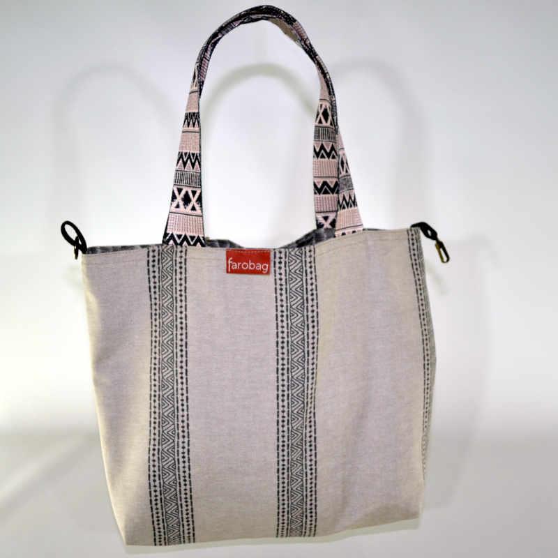 City Bag de la serie Clara de la colección de verano 2021 de Farobag